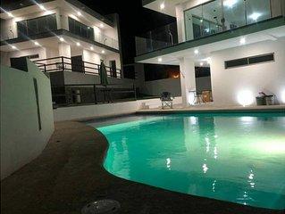 """Beautifull ocean view """"Rahum house San Carlos"""""""