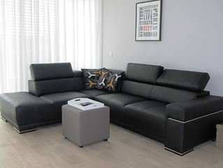 Eindhoven centre. Apartment 3 rooms. Airport 15 min by bus. Eindhoven centrum.
