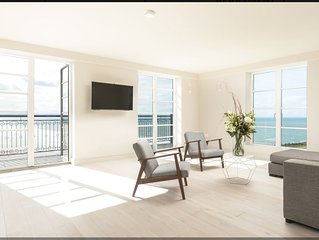 Purpose built exceptional coastal apartments