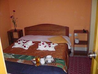 Hotel Chachapoyas Habitacion matrimonial VII