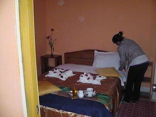 Hotel Chachapoyas Habitacion Matrimonial I