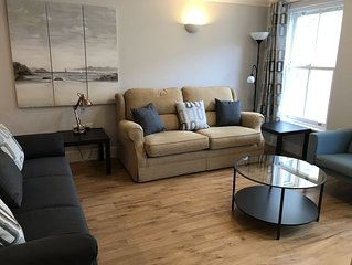 BAYVIEW 5  2 Bedroom Modern Seafront Apartment Newly Refurbished HERNE BAY