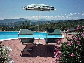 Villa Pesco Falcone - Holiday Villa in Abruzzo, Italy - Just for 2
