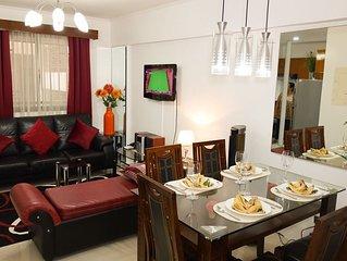 Manila 2 Bedroom fully furnished luxury condo