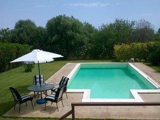 villa gio con piscina