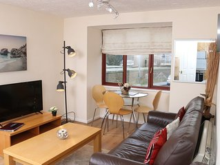 spacious luxury two bedroom apartment situated in the heart of St. Albans