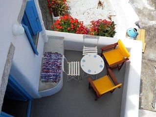 Elegante Maison Cycladique