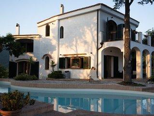 Benvenuti a Casa di Sonia dal mare del golfo di Salerno al profilo del Vesuvio
