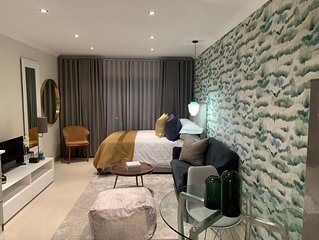 A luxurious contemporary and modern studio in trendy Noordwyk suburb in Midrand