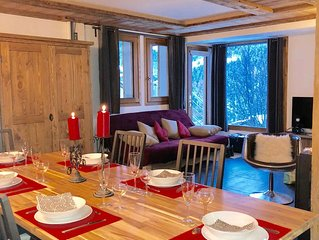 PEISEY-VALLANDRY - APPARTEMENT 'Le Falyoucher' 4 a 9 personnes