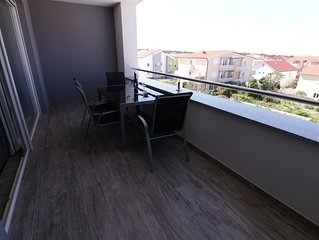 One bedroom apartment with terrace Novalja (Pag) (A-17225-f)