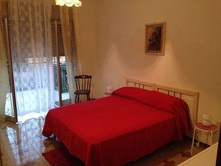 Appartamento in centro 4 posti letto (+3 aggiuntivi)