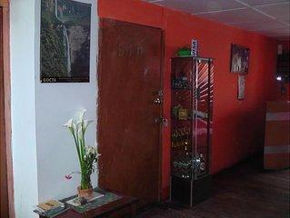 Hotel Chachapoyas Habitacion deluxe