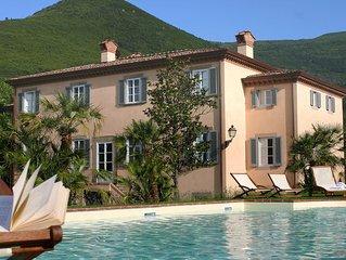 Villa Il Colosso in the beautiful Lucca