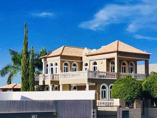 # 4 Bedroom villa, heated pool & stunning sea views in Costa Adeje, fanabe