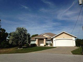 Luxury Florida Gulf Coast Villa, in a peaceful location, Beaches, Golf, Fishing