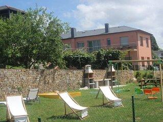Arcos del Esva Apartamento 3 (4 adultos y 2 supleto de niños).Playa a 10 minutos