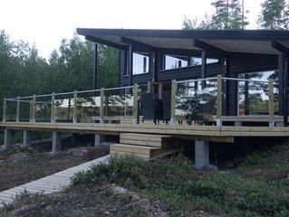 Scandinavian Villa nearby Finnish archipelago