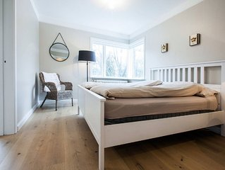 Newly Refurbished Townhouse in Central Reykjavik in a Quiet Residential Area