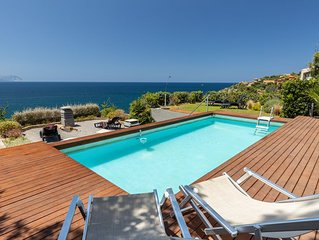 'Villa Acqua Chiara ''Vento'' - Villas for Rent in Bagheria, Sicily, Italy'