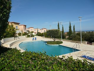Luxury Townhouse on a PEACEFUL complex in Prodromi, POLIS, close to the sea.