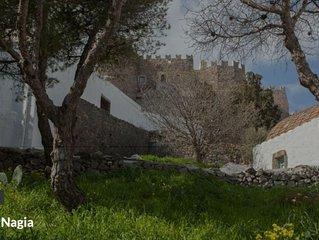 Villa Nagia,  Patmos