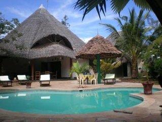 Diani Sands Cottage Luxurious Accomadation
