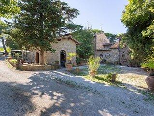 Residence a San Gimignano con 1 camere da letto e 4 posti letto