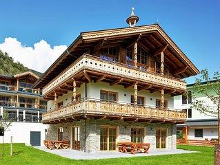 Luxurious Chalet In Bramberg near Ski Area