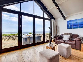 Prepare to be inspired - this is a holiday cottage with a difference. The wow fa