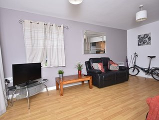 Ground Floor Marina Flat Situated Close To Sea Front, City Centre