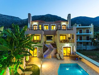 Perfect 3 level villa for a exceptional family vacation