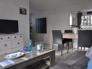 Maison au Touquet-Paris- Plage Wi Fi