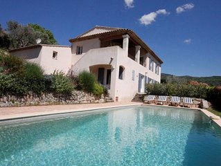 High standard Villa, Great view, Private pool, Short walk to the Village
