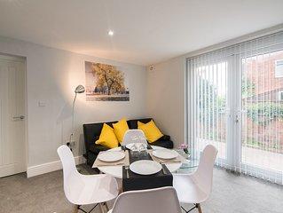 2 Bed Apartment near Derby City Centre - Apt 2