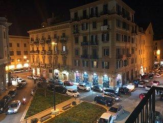Nel cuore di Palermo, posizione eccezionale 'Al Teatro Biondo' Apartment