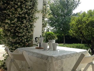 villa Coline, con giardino