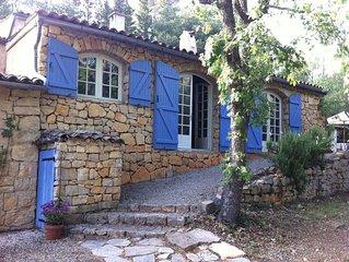 Beautiful restored Stone-built villa in a quiet rural setting.