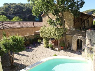 Le refuge - A great holiday rental in Fontaine de Vaucluse near the Luberon