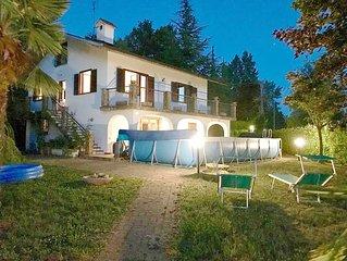 'La casa di Valentina' con piscina
