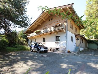 Modern Apartment in Kitzbuhel near Ski Area