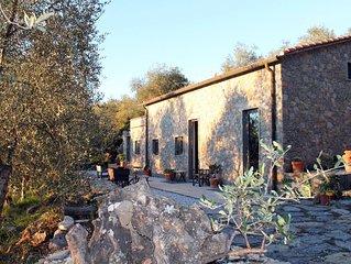 Montemarcello: Smart Cottage
