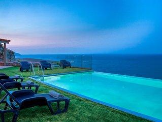 Anastasis Luxury Villa Andros