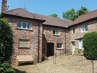 'Wonderfully Situated in the heart of Exmoor'