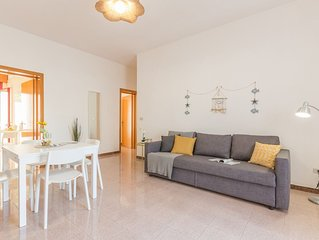Appartamento zona centrale a Torre Lapillo, 2 camere, Internet