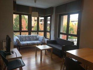 Precioso apartamento céntrico en Irún 6 personas