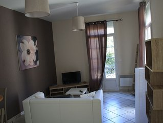 Appartement de charme à quelques minutes du centre historique de Perpignan