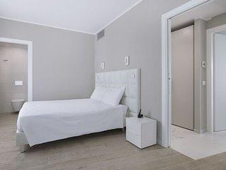 RESIDENCE DOLCEMARE – Appartamento Deluxe2, 1 camera da letto 2 bagni vista mare