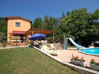 Villa Franchina in Lucca Area, Tuscany