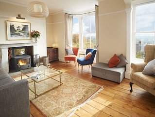 Sparrows North boasts breathtaking views over Buxton and the Derbyshire Peaks.